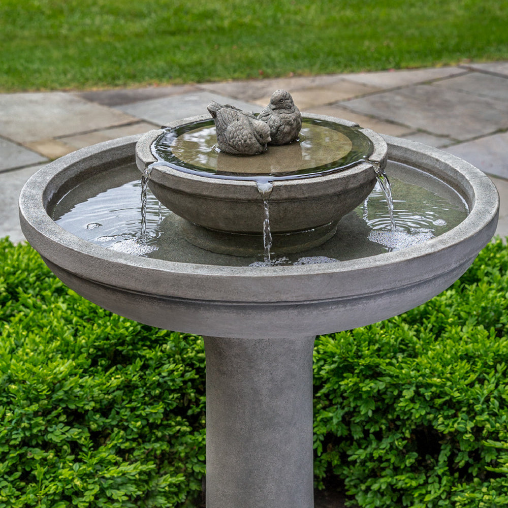 Dolce Nido Garden Fountain - Soothing Walls
