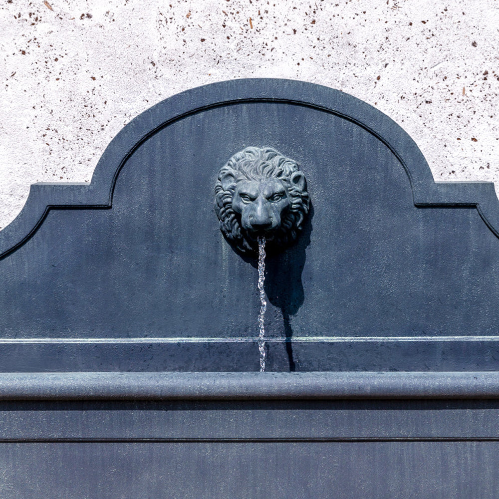 Portofino Wall Outdoor Fountain - Soothing Walls