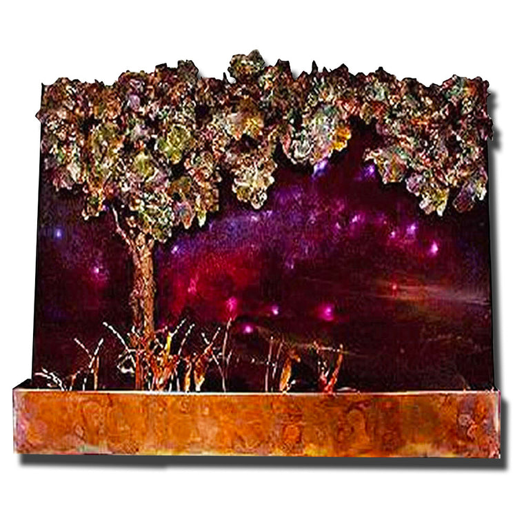 Galaxy Tree Wall Fountain - Soothing Walls