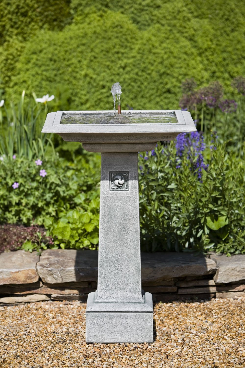 Hampstead Garden Fountain - Soothing Walls