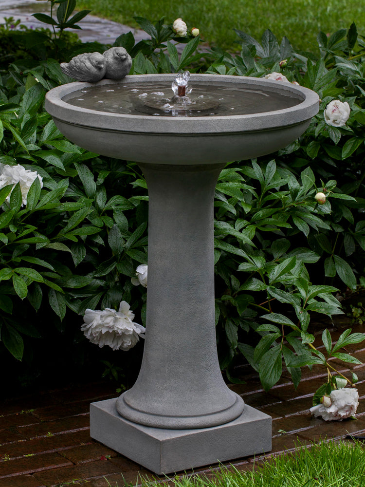 Juliet Garden Fountain -  Outdoor Fountains - Soothing Walls