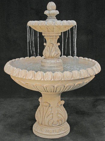 International Outdoor Water Fountain - Soothing Walls