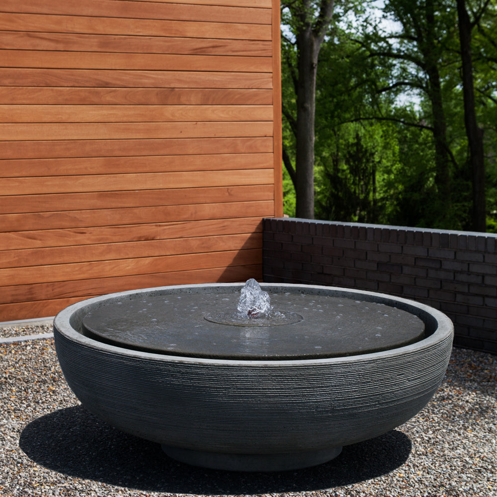 Large Girona Garden Fountain -  Outdoor Fountains - Soothing Walls