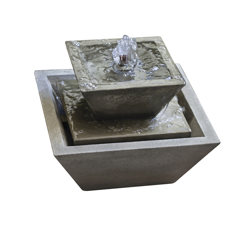 M-Series Kenzo Garden Water Fountain - Soothing Walls