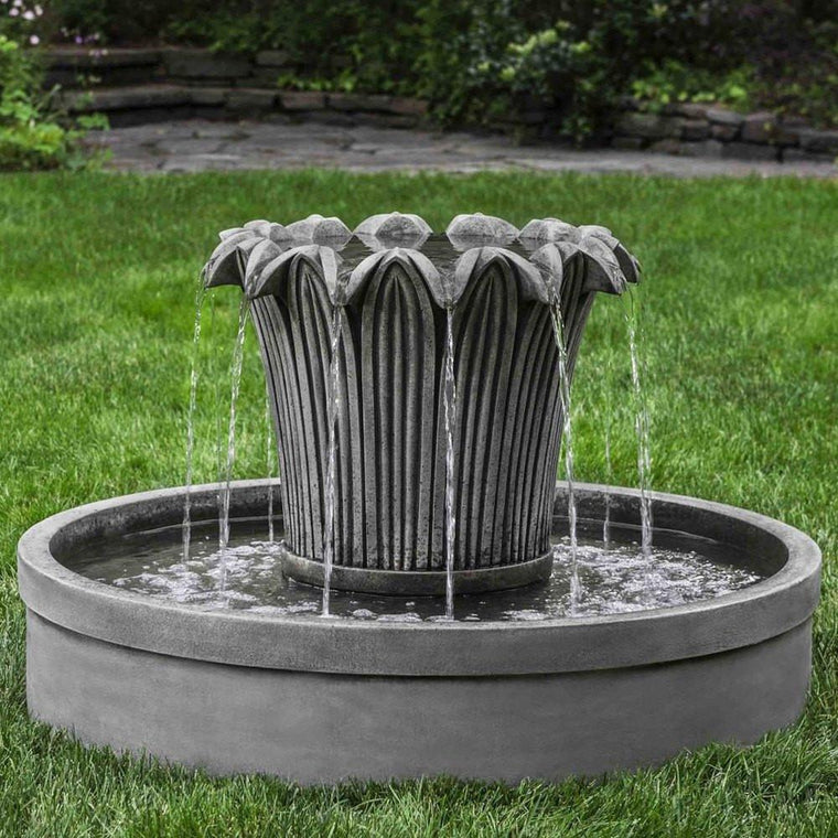 Palomar Garden Water Fountain - Soothing Walls