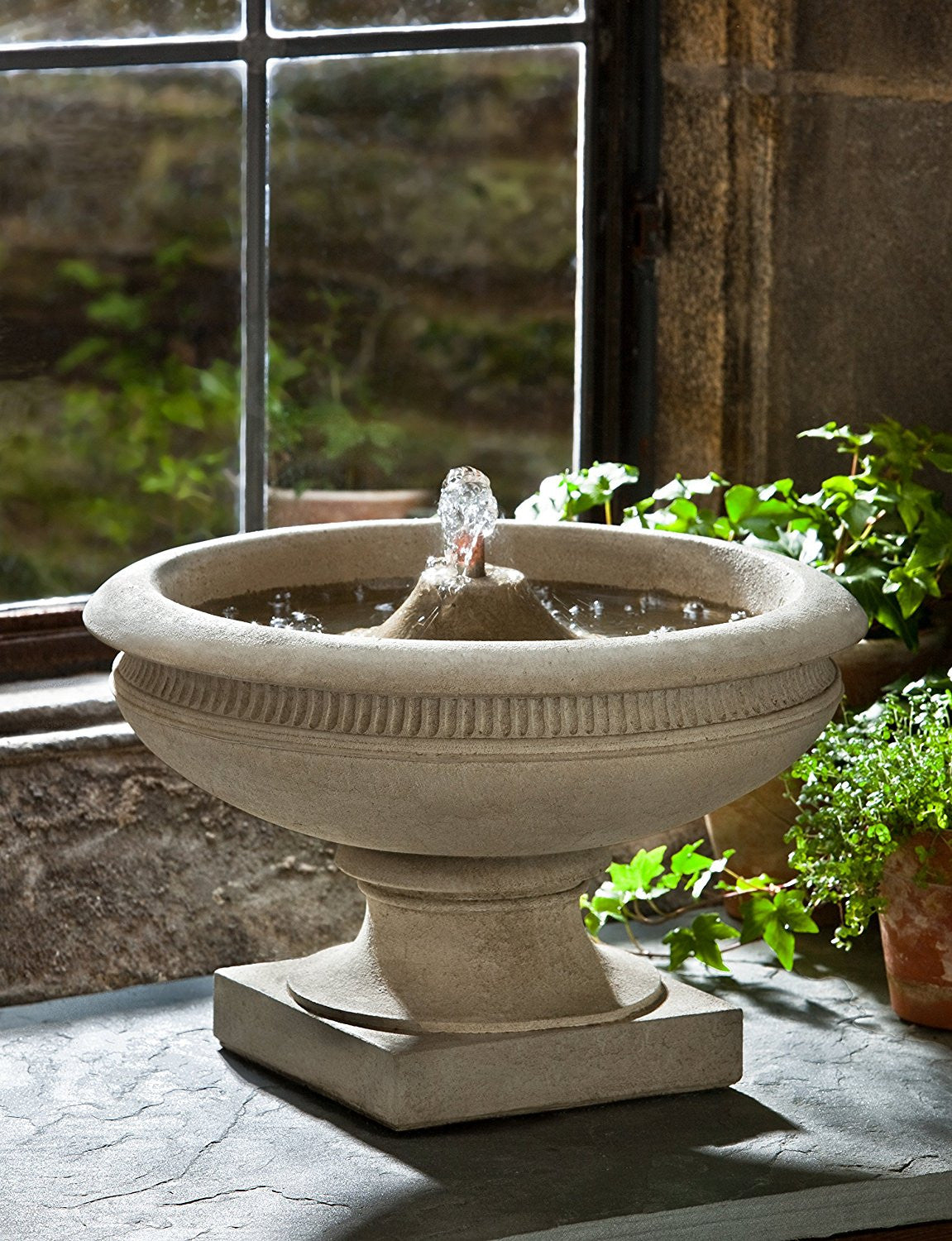 M-Series Veranda Fountain - Soothing Walls