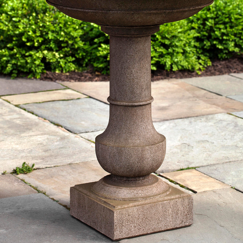 Palos Verdes Tiered Garden Fountain -  Outdoor Fountains - Soothing Walls