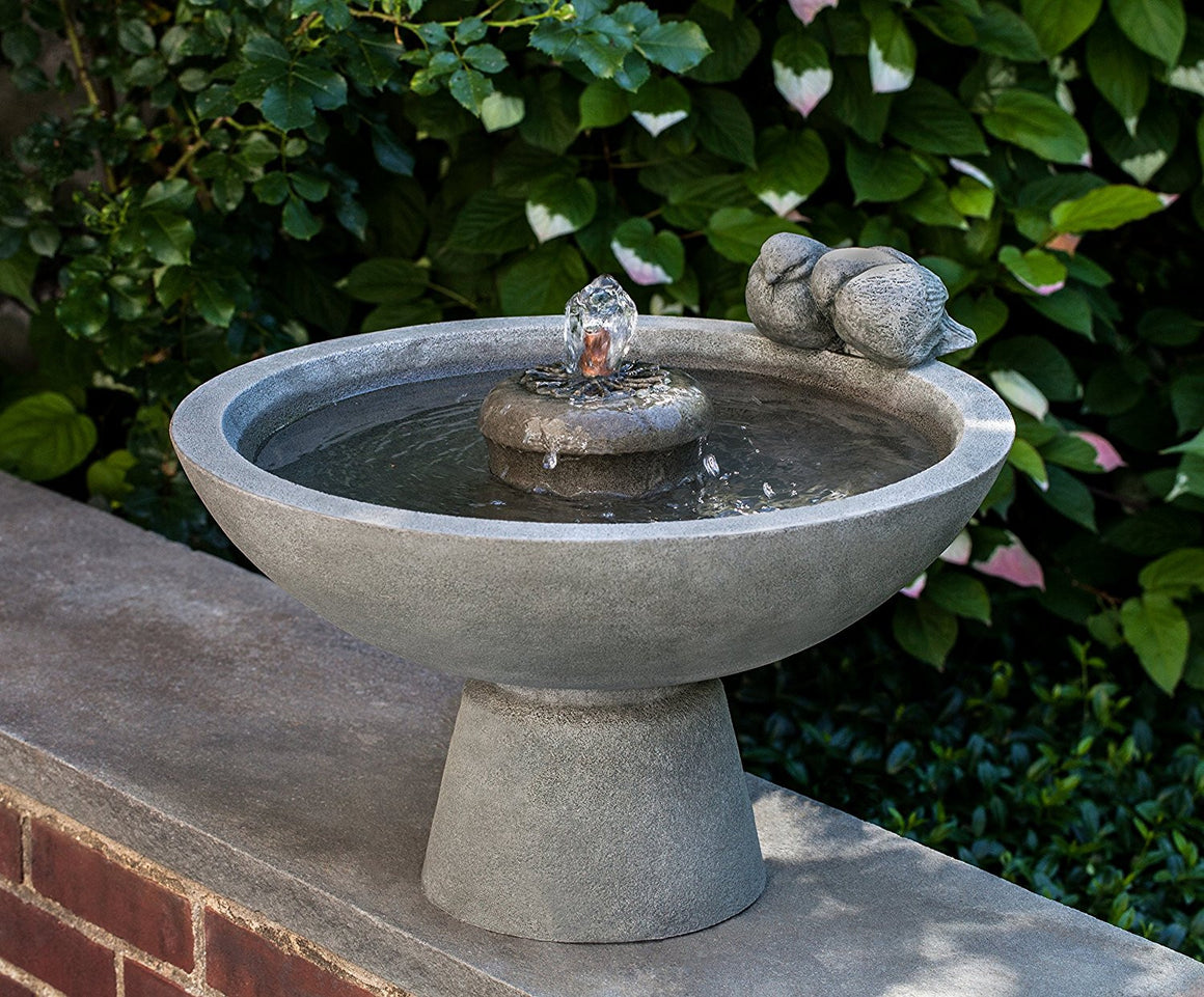 Paradiso Fountain - Soothing Walls