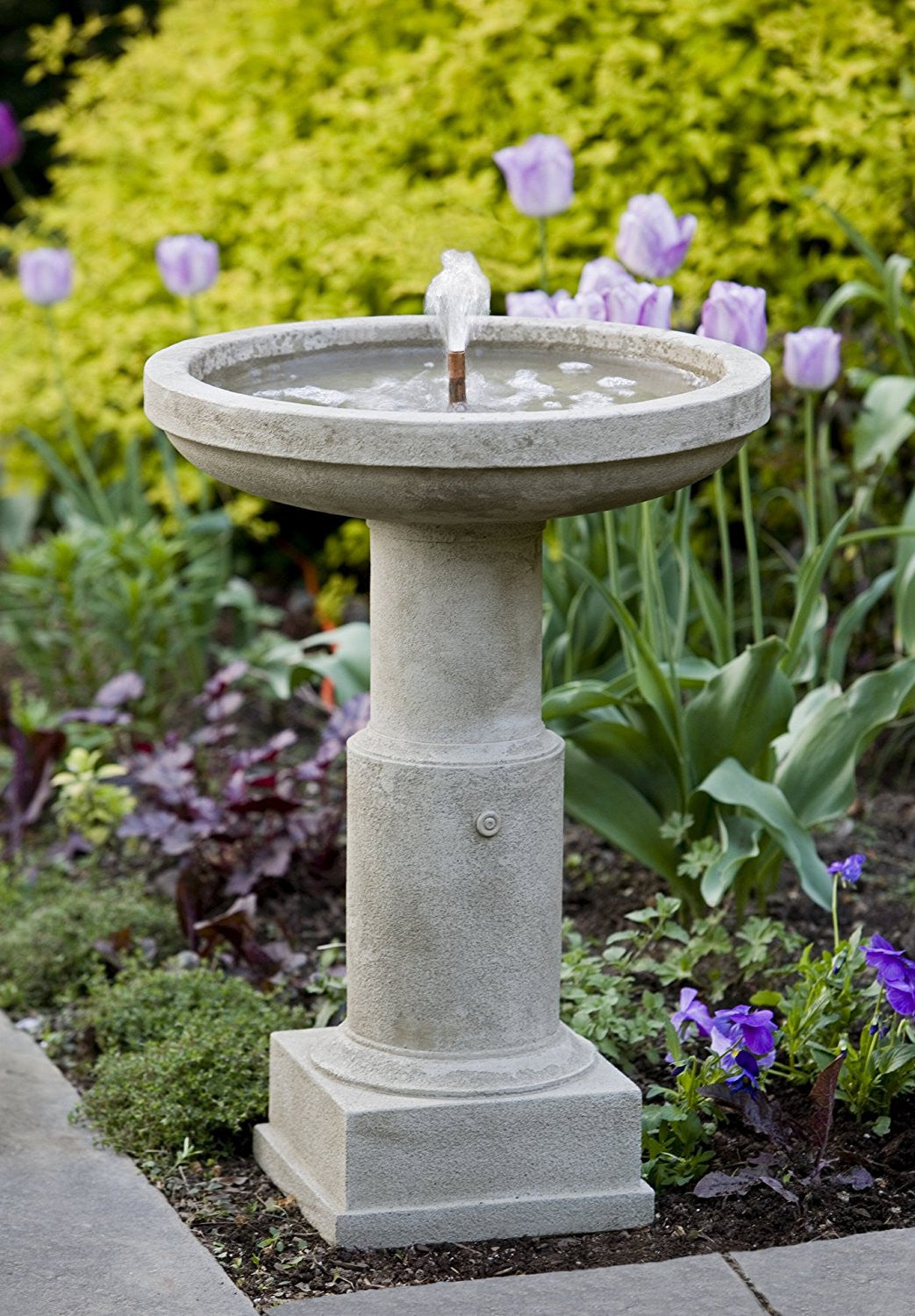 Powys Garden Fountain - Soothing Walls
