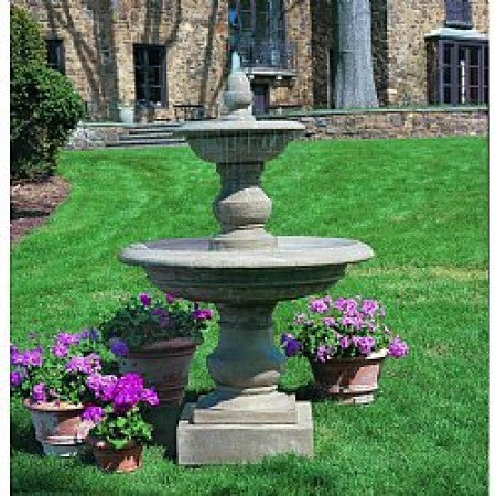 San Pietro Outdoor Water Fountain - Soothing Walls