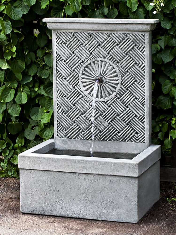 Solaris Fountain - Soothing Walls