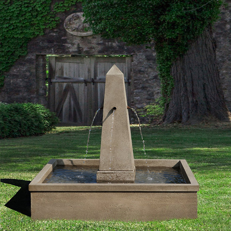 St. Remy Outdoor Fountain - Soothing Walls