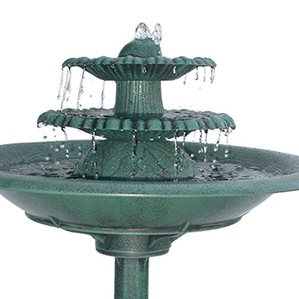 3-Tier Garden Water Fountain - Soothing Walls
