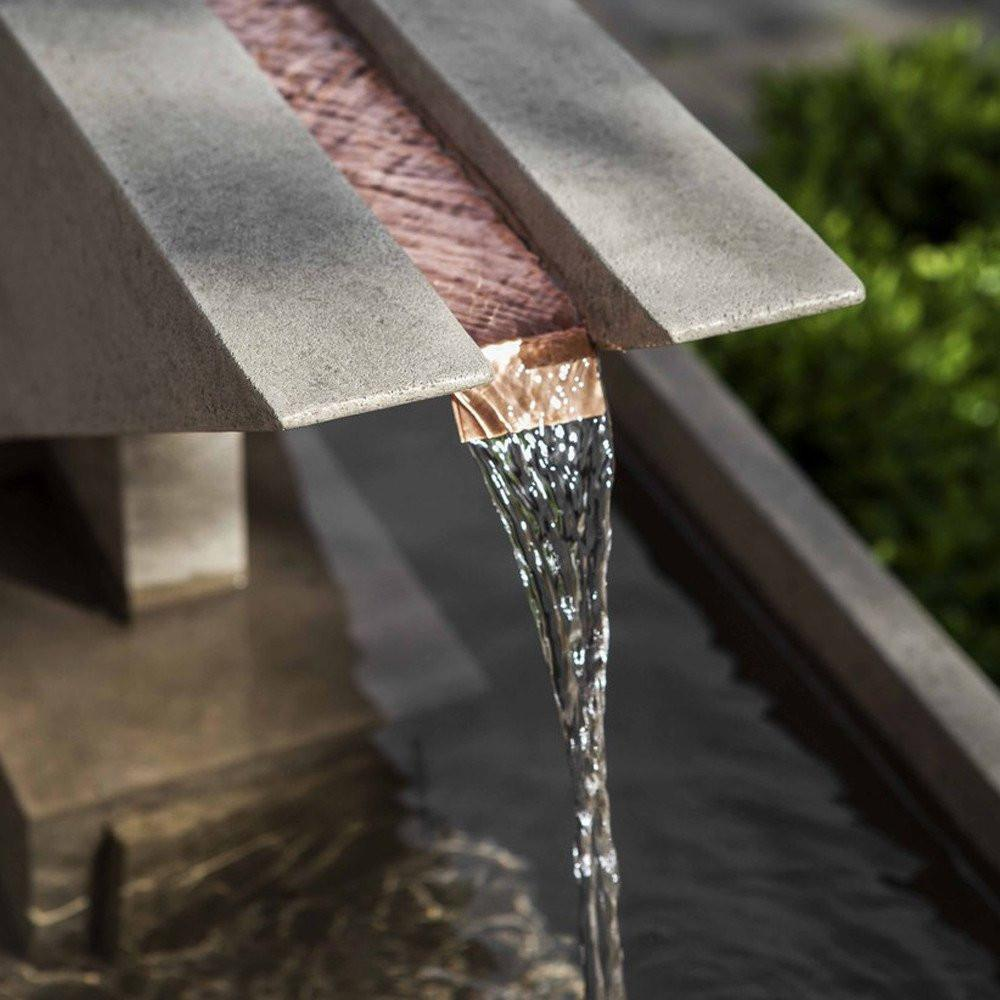 Triad Garden Water Fountain - Soothing Walls