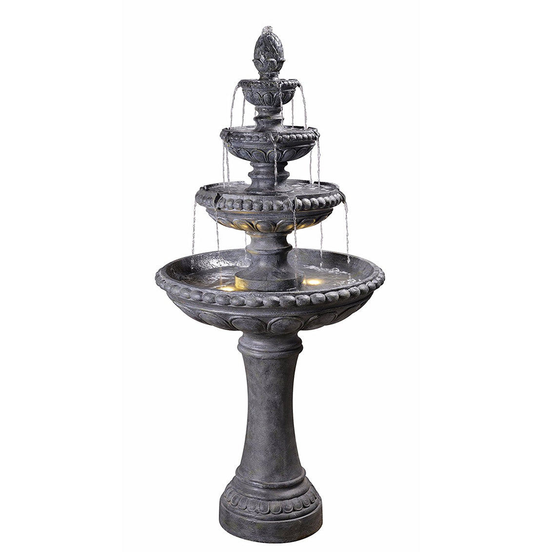 Tucson Outdoor Floor Fountain - Soothing Walls