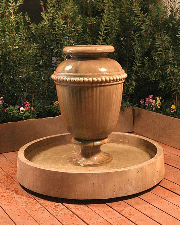 Venetian Outdoor Fountain - Soothing Walls