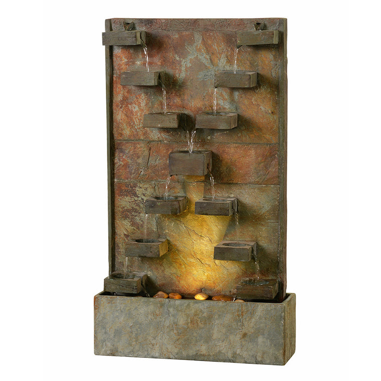 Voyage Floor Fountain - Soothing Walls