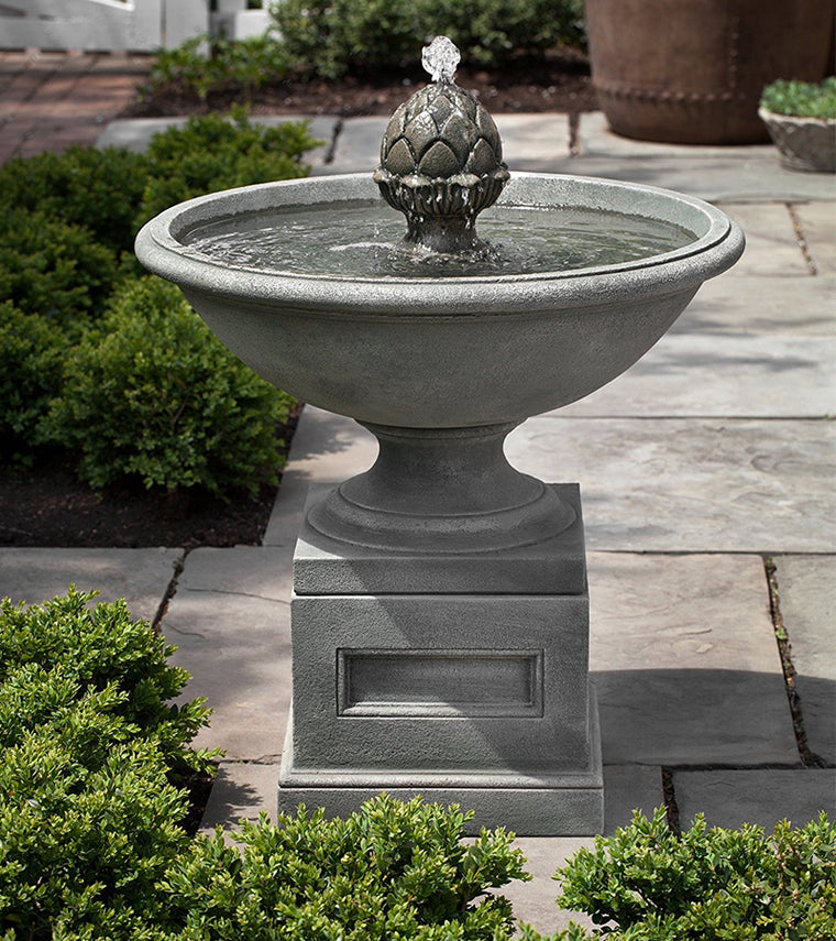 Williamsburg Chiswell Garden Fountain - Soothing Walls
