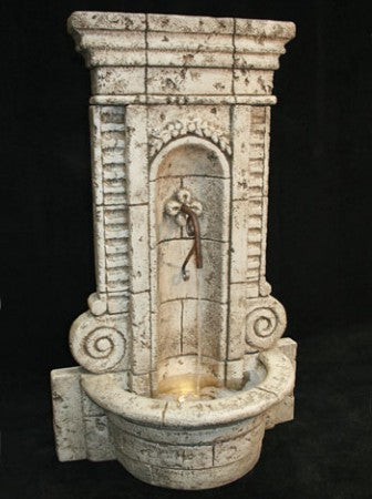 Champagne Wall Fountain - SoothingWalls