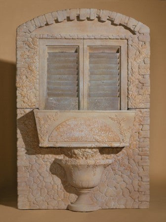 Ivy Garden Wall Fountain - Soothing Walls