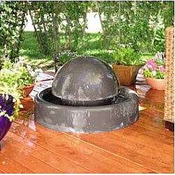 Bell Outdoor Fountain-Soothing Walls