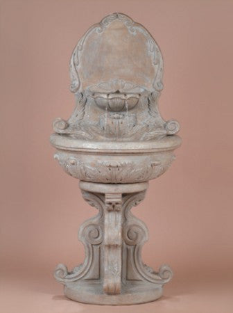 Classic Wall Outdoor Fountain - SoothingWalls