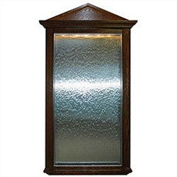 Traditional Trim Built-In Wall Fountain 3x6 Feet