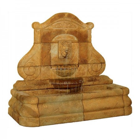 New-Lighter Henri Studio Avignon Lion Fountain