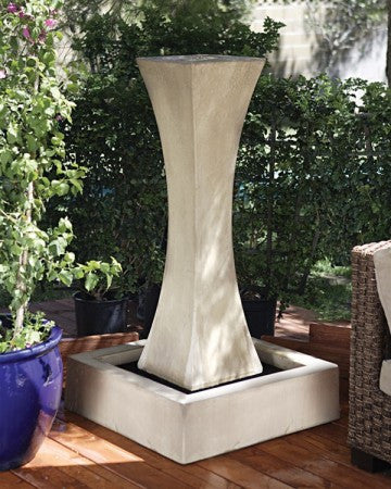 Large I Outdoor Fountain