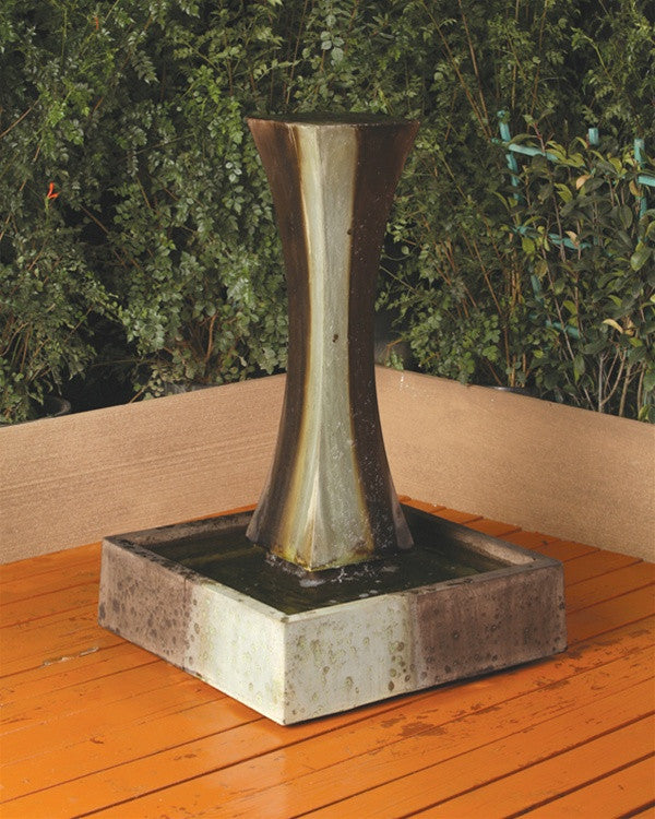 Mini I Outdoor Fountain - Soothing Walls