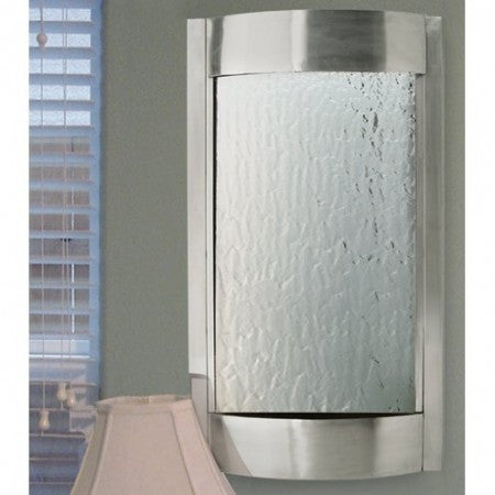 Contempo Luna Mirror Wall Fountain