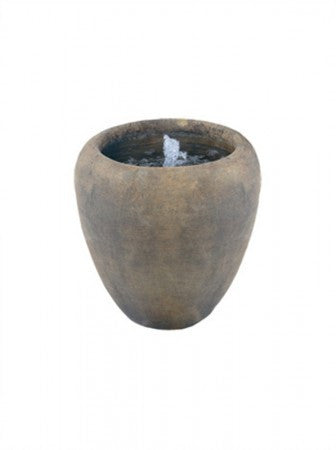 Modern Urn Fountain without Pedestal - Soothing Walls