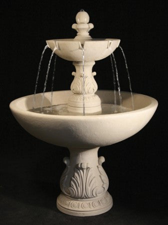 Riviera Fountain - Soothing Walls