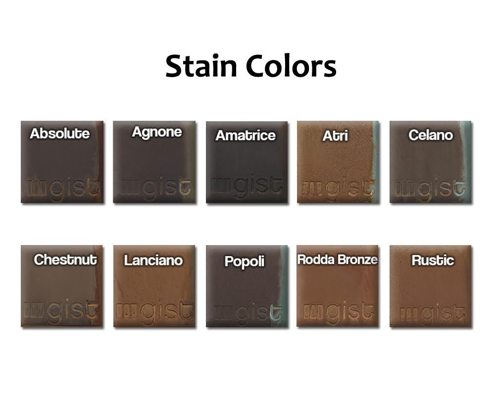 Stain Colors - Soothing Walls