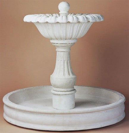 Tuscana Pond Outdoor Water Fountain