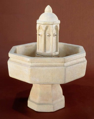 Villa Basilica Outdoor Water Fountain