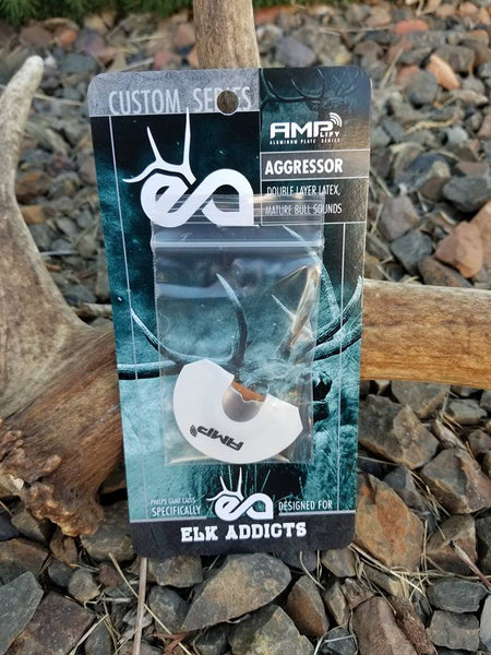 $7.99 BACK IN STOCK! EA Elk Addict Series AMP Diaphragm Calls By Phelps