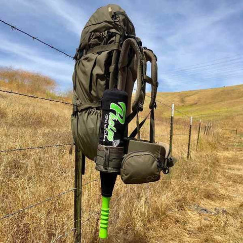 Elk Addict Bugle Tube Holder!