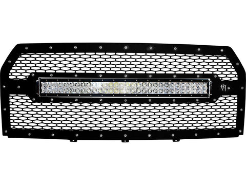 Rigid LED Grilles