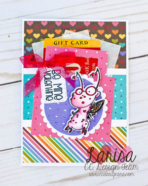 Treat Bag Gift Card Holder Tutorial