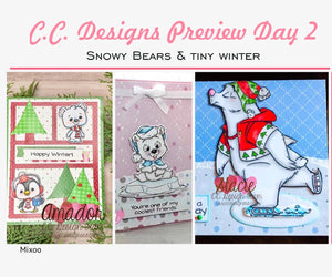 November Preview Day 2: SNOWY BEARS & TINY WINTER