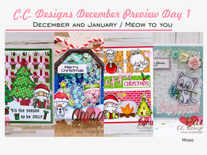 DECEMBER RELEASE PREVIEW DAY 1 BLOG HOP!