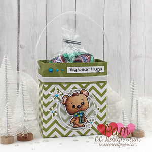 Gift Bag Tutorial - Big Bear Hugs