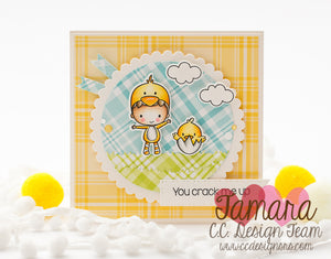 Spring Things - Easter card