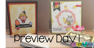 July Preview Day 1: August & September, Ink Pads