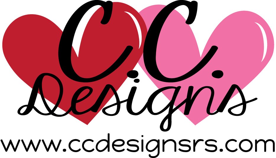 Welcome to the new C.C. Designs blog