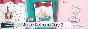 March Preview Day 2: Barky Stamp Set