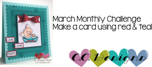 March Challenge . . . . .