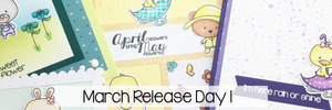 March Preview Day 1: April & May Stamp Set and Bow Die