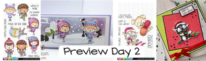 Preview Day 2 - Cozy Critters and Ice Skate Fun
